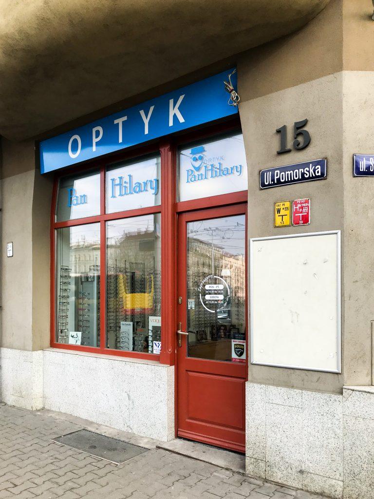 Salon optyczny Wrocław